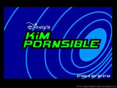 Kim Pornsible- Kim Possible