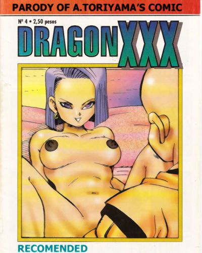Dragon XXX- Dragon Ball Z