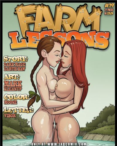 Jab Comix - Farm Lessons 19