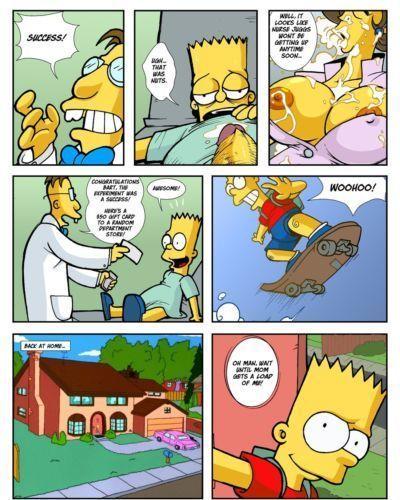 Hexamous- Return of Large Marge- Simpsincest - part 2