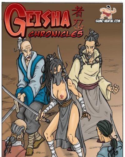 Geisha Chronicles- Sumo Hentai
