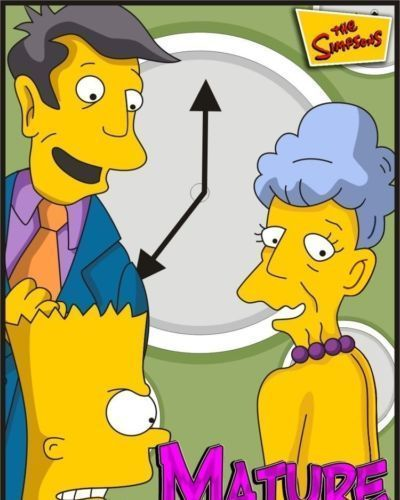 simpsons mature baise Session