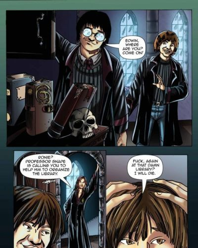 Harry Potter- Lesson Transformation