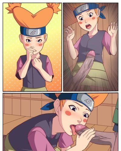 Naruto- The Secret Of Konoha