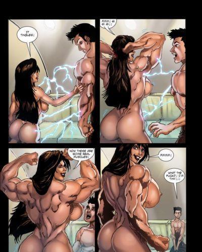 комиксы секс мультяшки