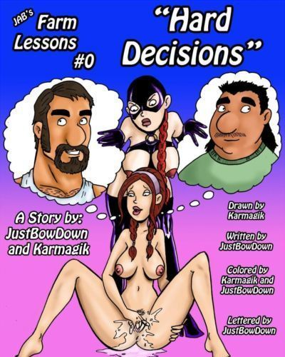 Jab Comix-Farm Lessons- Hard Decisions