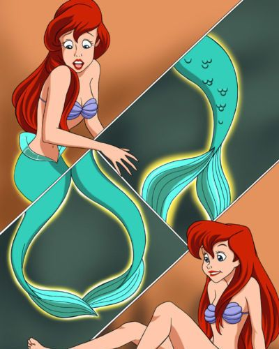 A New Discovery for Ariel- Pal Comix - part 2