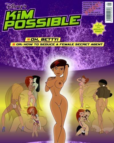 Kim possible O Betty