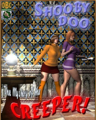 Scooby Doo - Creeper