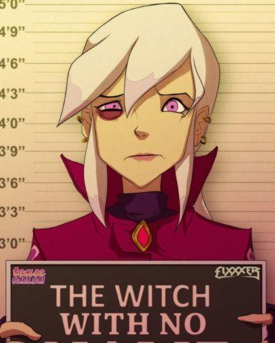 ben 10- die Hexe Mit keine name