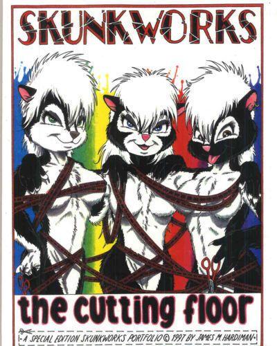 [Skunkworks (James Hardiman)] The Cutting Floor