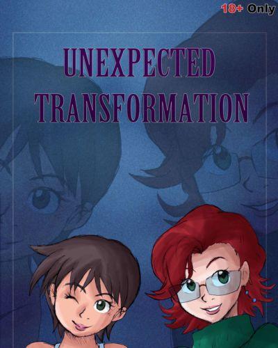 [DarkYamatoman] Unexpected Transformation (Original)