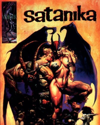 [Duke Mighten] Satanika #1