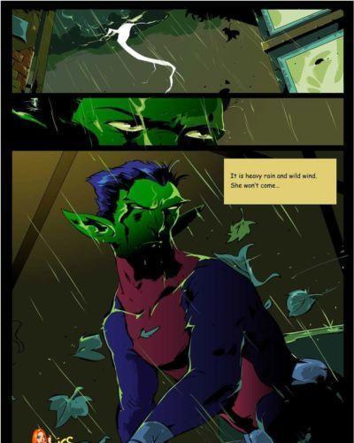 [Okunev] Teen Titans #2 (Teen Titans)