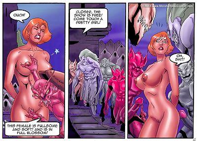 Dimension Freak 4 - The Sex Mechants