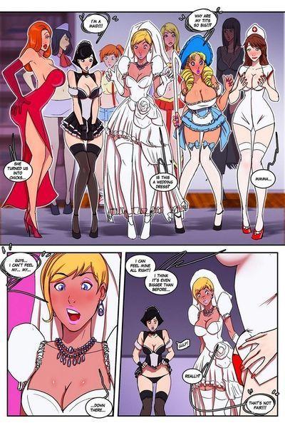 Orgie de comics