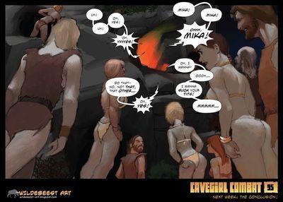 Cavegirl Combat - part 7