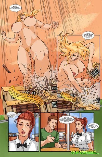 My Giantess Ex-Girlfriend 1 - part 2