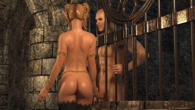 elven इच्छा - जेल खतरों 1 - हिस्सा 2