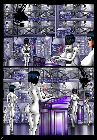 वह पुरुष android सेक्स सायरन - रेनेगेड्स - हिस्सा 2