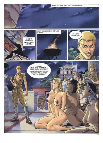 Lara Jones 1 - The Amazons - part 2
