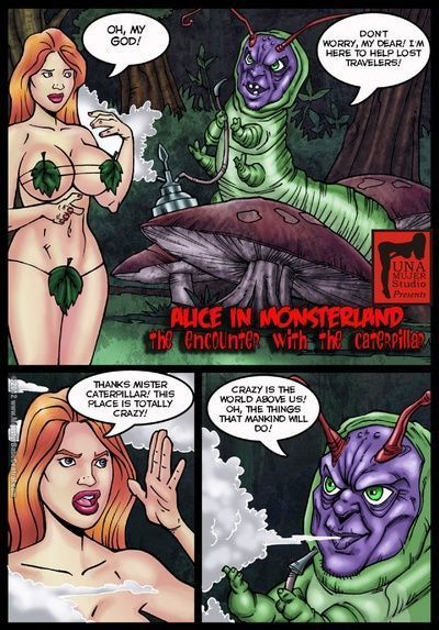أليس في monsterland 2 - على لقاء wch