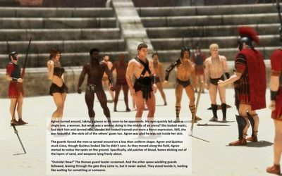 Goddesses Of The Arena 1