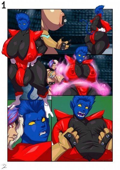 X-الرجال الإباحية