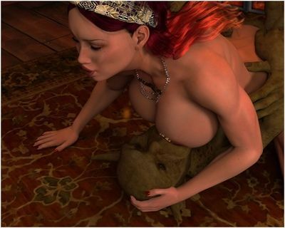 Captain Maia and The Goblin Treasure - part 5