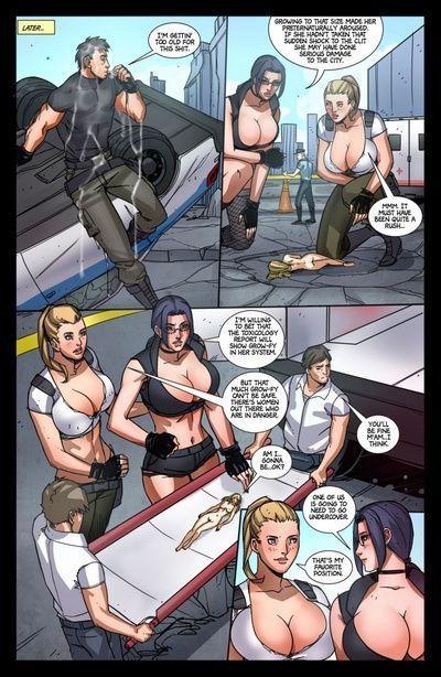 agw - Enforcers - ส่วนหนึ่ง 2