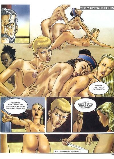 Lara Jones 1 - The Amazons - part 3