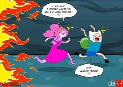 Adventure Time 1 - The Eye