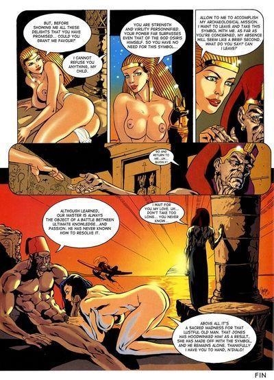 लारा जोन्स - के खजाना के ओसीरसि