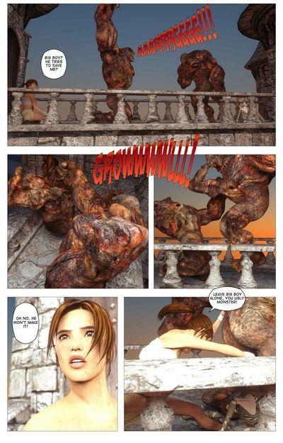 Crypt Raider 1 - Curse Of Caritagua - part 4