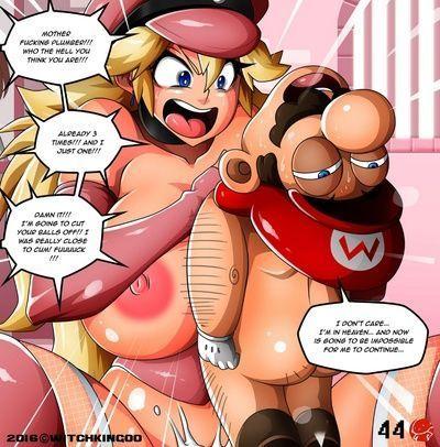 Princess Peach - Thanks Mario - part 3