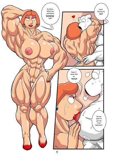 fanatixxx 3 - músculo La locura 1