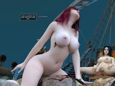 Mad Alyss 4 - Ghost Ship - part 5