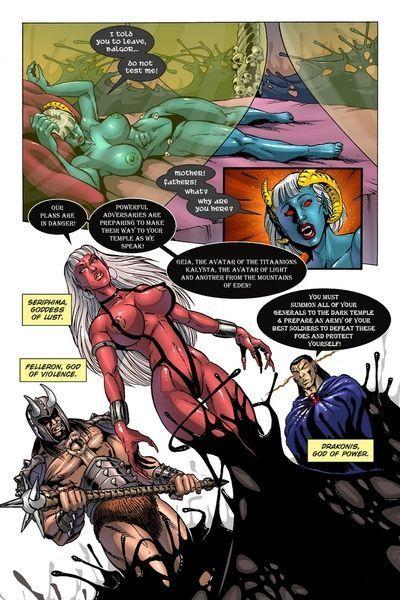 Dark Gods 3 - The Reckoning
