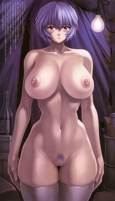 [Nakayohi Mogudan (Mogudan)] Ayanami 5 Meirei Hen (Neon Genesis Evangelion)  [Decensored]