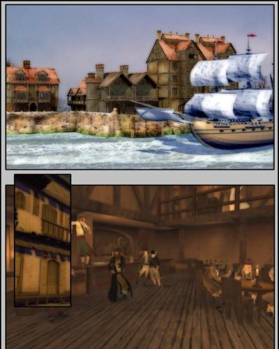 [Dreamweaver] Pirates vs. Ninjas
