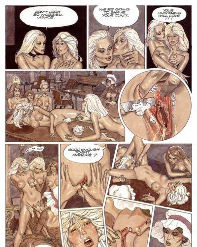 [Erich Von Gotha] The Troubles of Janice 2 [English] - part 3