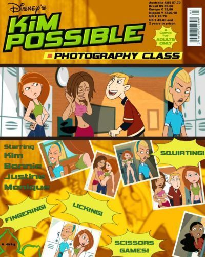 [Gagala] Photography Class (Kim Possible)