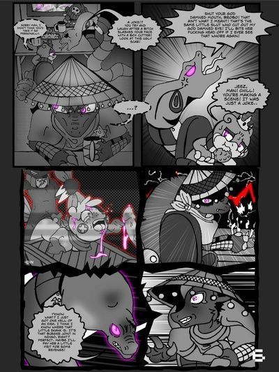 Pocket Monsters - Garden Of Eden 6