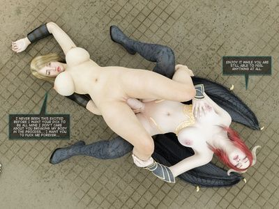 Tanya & The Succubus 3 - part 3