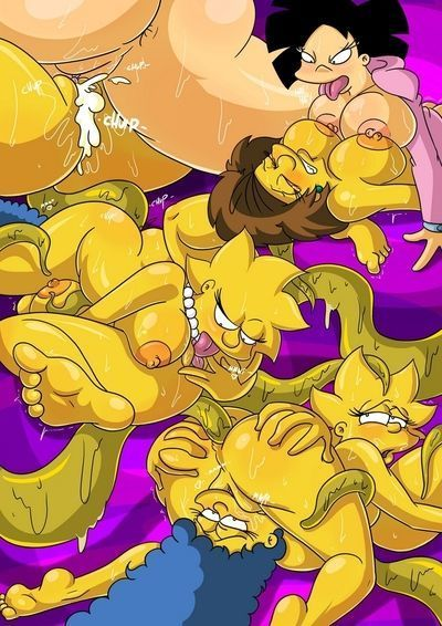 The Simpsons - Into the Multiverse 1 - part 2