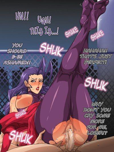 Melty Skin Ladies 1(Street Fighter)