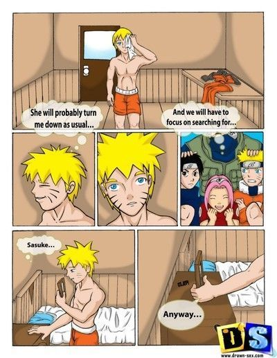 Naruto - Homecoming