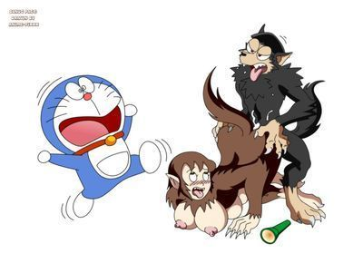 Doraemon- Tales of Werewolf 2 - part 3