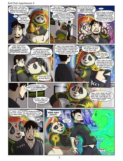 熊猫 的任命 6
