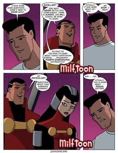 Milftoon - Safe Sex